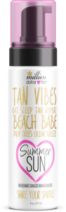 Million Dollar Tan Summer Sun