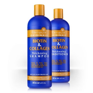 Renpure Biotin & Collagen Shampoo and Conditioner