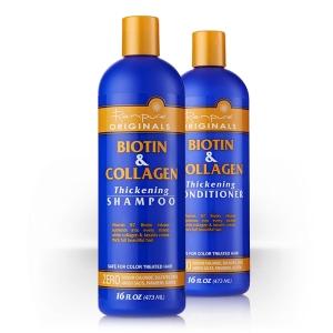 Renpure Biotin & Collagen Shampoo and Conditioner