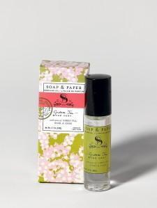 Soap & Paper Factory Green Tea Perfume Oil