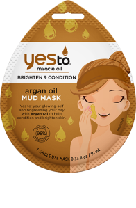 Yes To Argan Oil Mud Mask