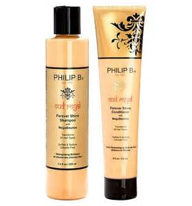Philip B. Oud Royal Forever Shine Shampoo and Conditioner