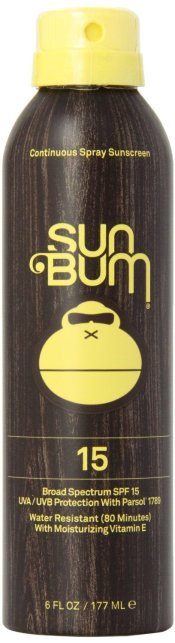 Sun Bum Continuous Spray Sunscreen