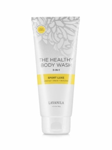 Lavanila Laboratories Healthy Sport Luxe Body Wash