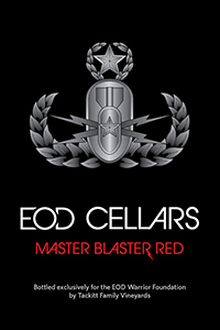 EOD Cellars Wine Master Blaster Red
