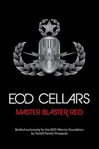 EOD Cellars Wine Master Blaster Red