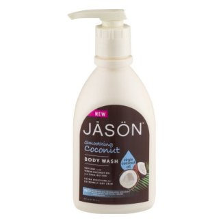 Jason Smoothing Coconut Body Wash Virgin Coconut Oil