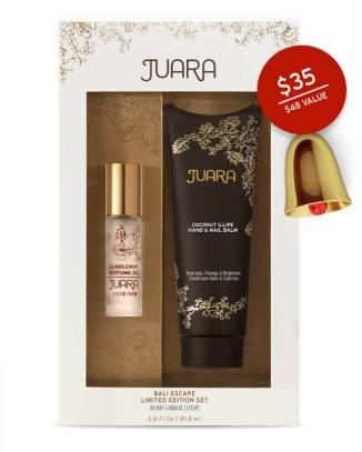 Juara Bali Escape Limited Edition Set