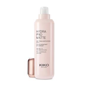 Kiko Milano Hydra Pro Matte Mattifying Mosturizing Fluid