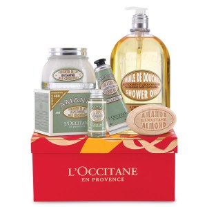 L'Occitane Delicious Almond Gift