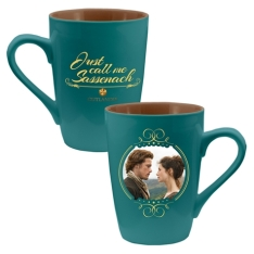 Outlander 12 Oz Ceramic Mug