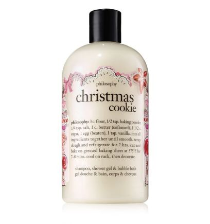 Philosophy Christmas Cookie Bath And Shower Gel