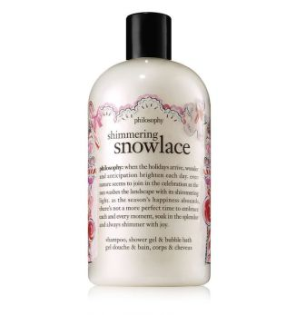 Philosophy Shimmering Snowlace Bath And Shower Gel