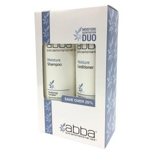 Abba Moisture Holiday Duo