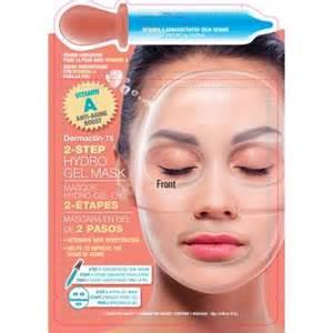 Dermactin- TS 2 Step Hydro Gel Mask Vitamin A