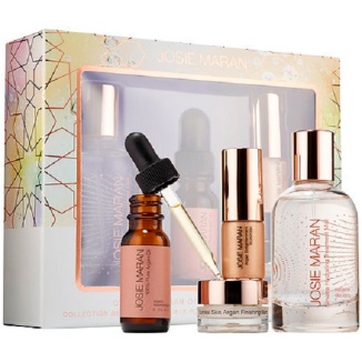 Josie Maran Glowing Argan Oil Skincare Essentials