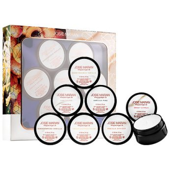 Josie Maran Whipped Argan Oil 7 Piece Body Butter Collection