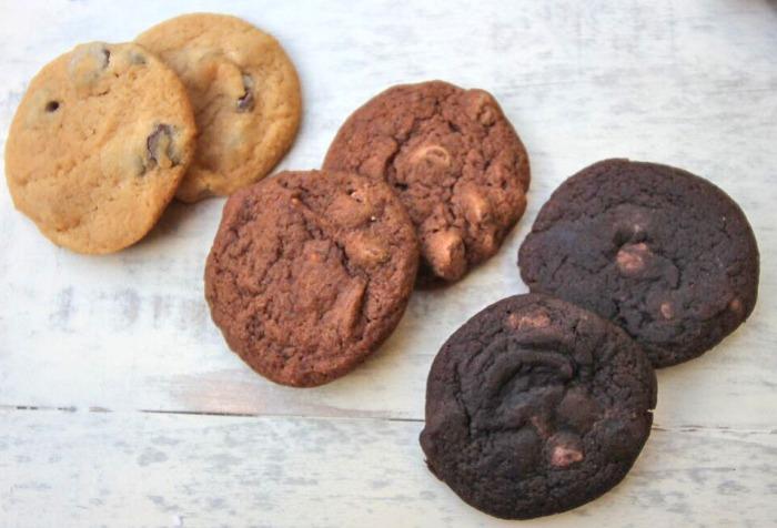 Malt Shop Cookies