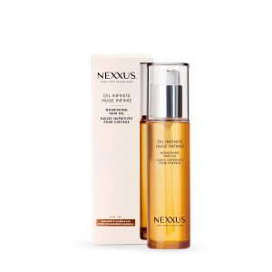 Nexxus Oil Infinite Hair Oil for Frizzy Hair