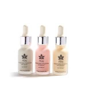 Prai Beauty Customizable Concentrates
