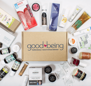 Goodbeing Subscription Box
