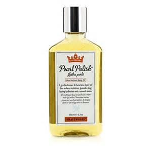 Shaveworks Pearl Polish Dual-Action Body Oil