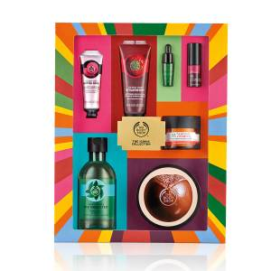 The Body Shop 40 Years Icon Gift Set