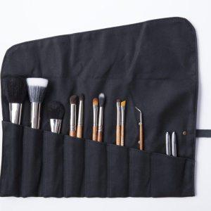 VERT Beauty Brush Roll Kit