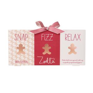 Zoella Beauty Ginger Bread Fizz Trio