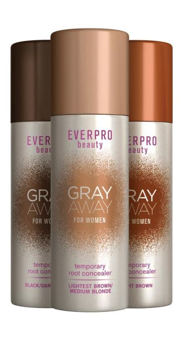 Everpro GRAYAWAY Temporary Root Concealer Spray