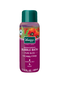kneipp-red-poppy-hemp-aromatherapy-bubble-bath-pure-bliss