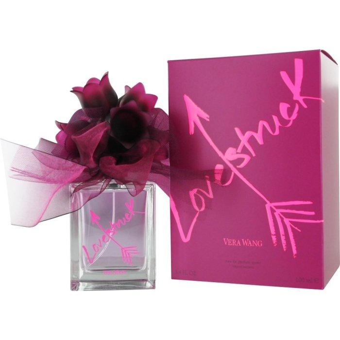 Vera Wang Lovestruck Eau de Parfum 3.4 oz Sealed