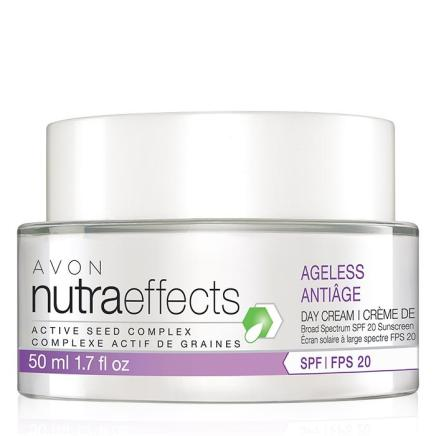 nutraeffects Ageless Day Cream Broad Spectrum SPF 20