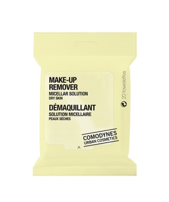 Comodynes Make Up Remover Dry Skin