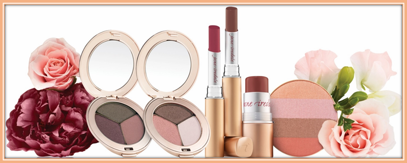 jane iredale's Spring 2017 Collection