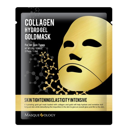 Masqueology Collagen Hydro Gold Gel