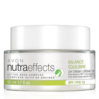 nutraeffects Balance Day Cream SPF 15