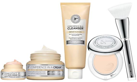 IT Cosmetics_ New Year, New Confidence in Your Skin! 5-Piece Collection