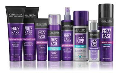 John Frieda Hair Care Frizz Ease Collection