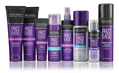 John Frieda Hair Care Frizz Ease Collection