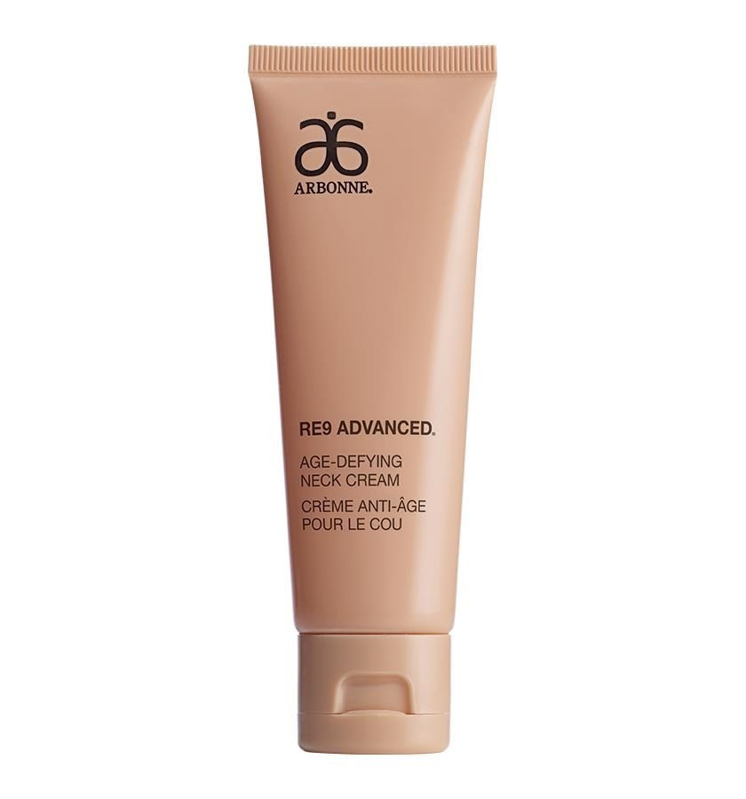 New Arbonne RE9 Advanced Body and Neck Creams – Forty