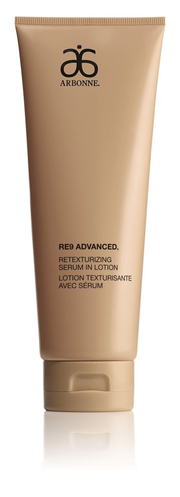 Arbonne RE9 Advanced Retexturizing Serum in Lotion