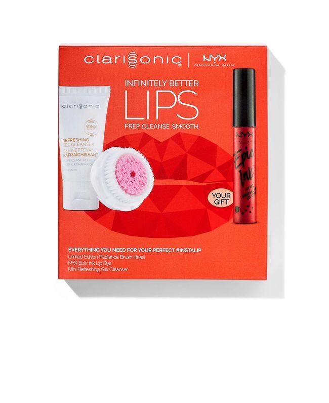 Clarisonic Prep & Cleanse Lip Kit