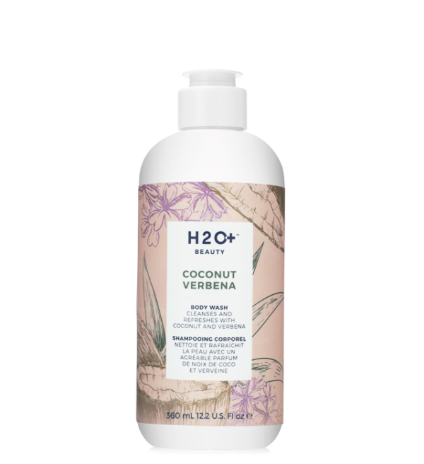 Coconut Verbena Body Wash