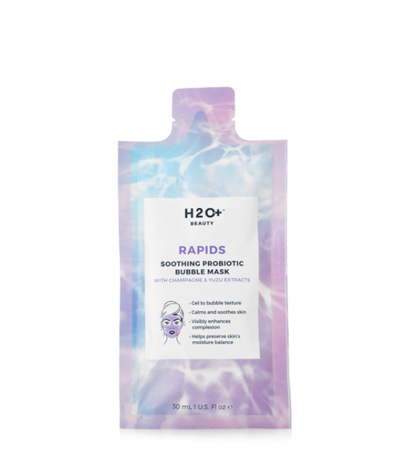 H2O+ Rapids Soothing Probiotic Bubble Mask