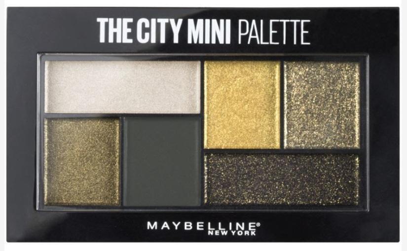 Maybelline New York City Mini Palette