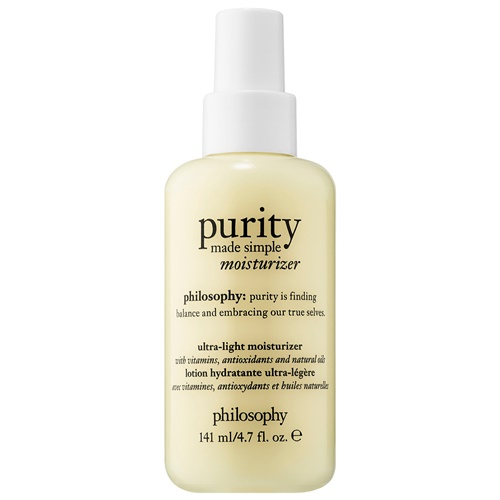 Philosophy purity made simple ultra-light moisturizer