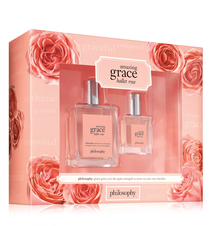Amazing Grace Ballet Rose 2 Piece Set