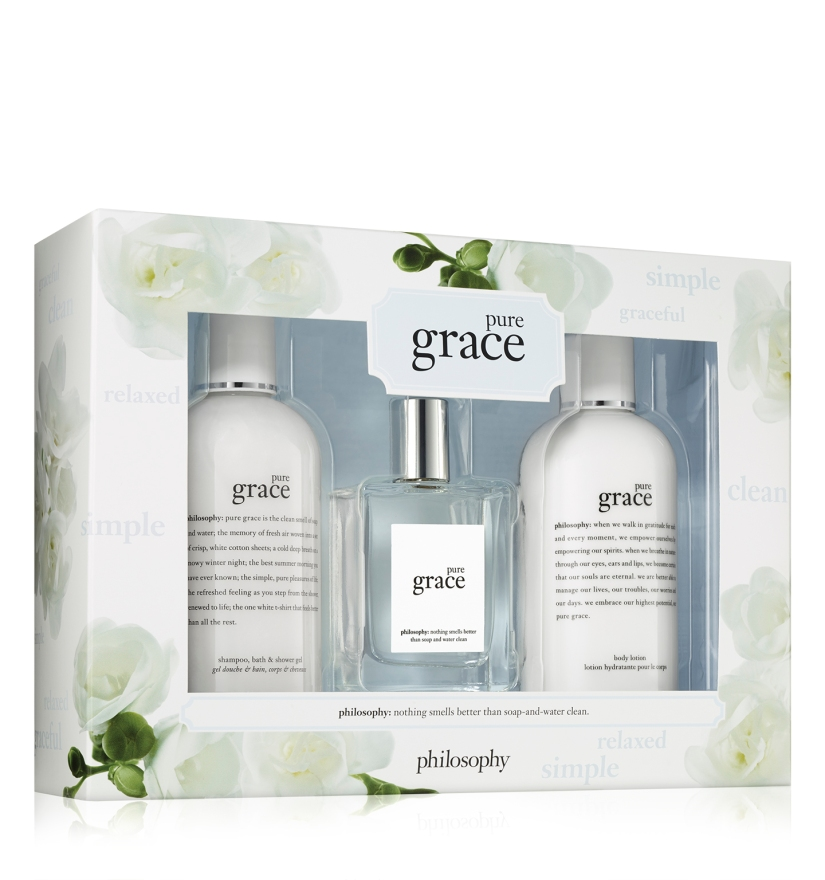 Pure Grace 3 Piece Set
