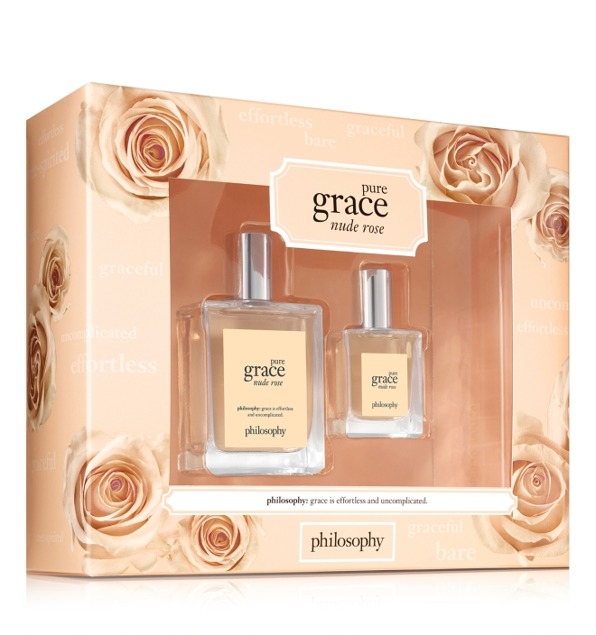 Pure Grace Nude Rose 2 Piece Set